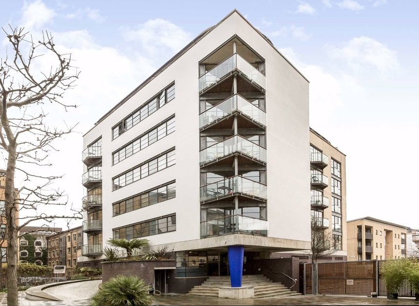 Properties let in New Wharf Road - N1 9RW view1
