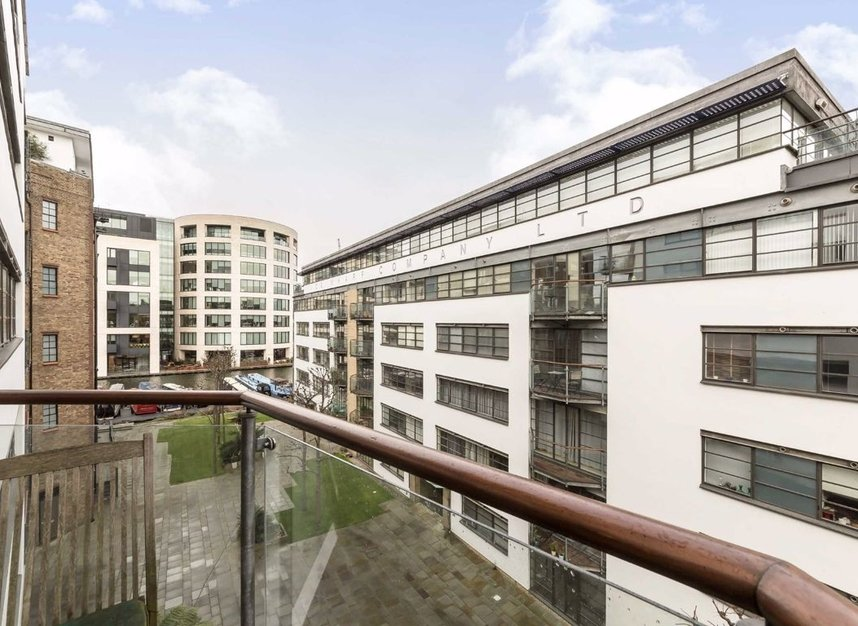 Properties let in New Wharf Road - N1 9RW view6