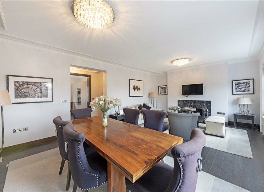 Properties to let in Nutford Place - W1H 5ZB view2
