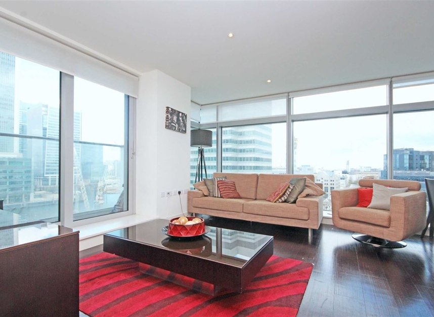 Properties to let in Pan Peninsula Square - E14 9HD view2