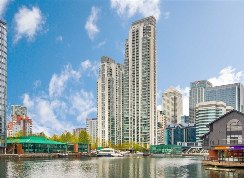 Properties to let in Pan Peninsula Square - E14 9HD view1