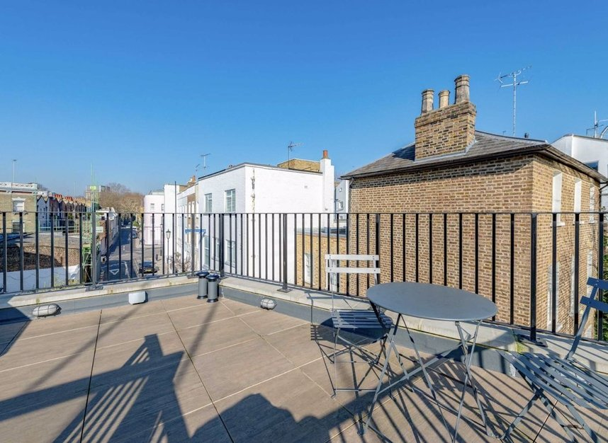 1 Bedrooms 1 Bathrooms short let House - detached to rent in Pottery Lane - W11 4LY view7