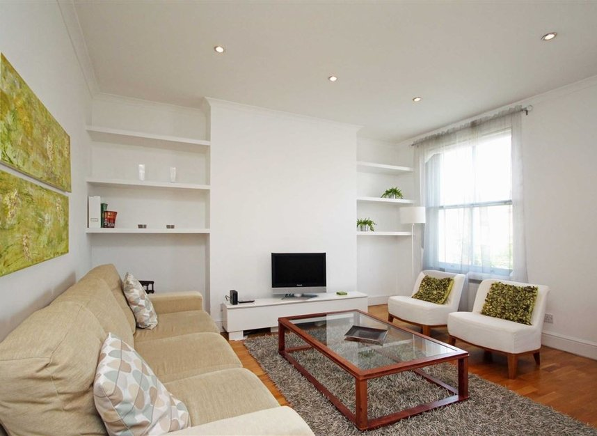 Properties to let in Shirland Road - W9 3JE view1