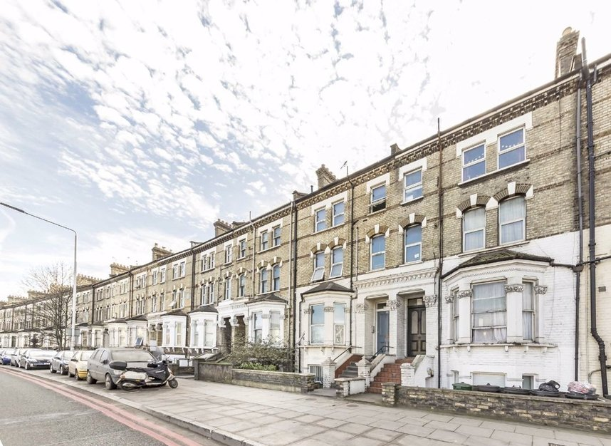 Talgarth Road, London, W14