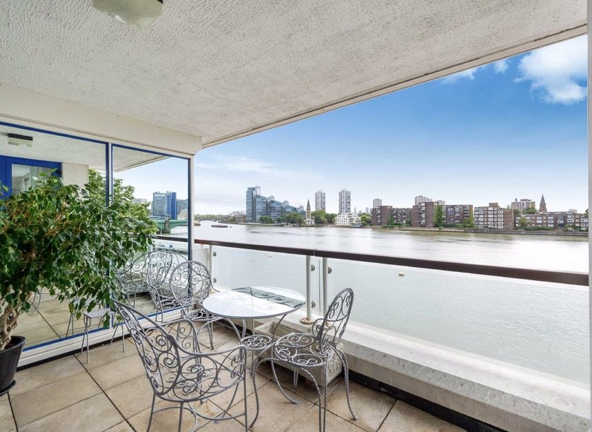 Properties let in Thames Quay - SW10 0UY view1