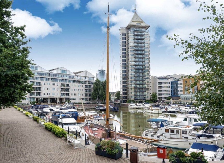 Properties let in Thames Quay - SW10 0UY view3