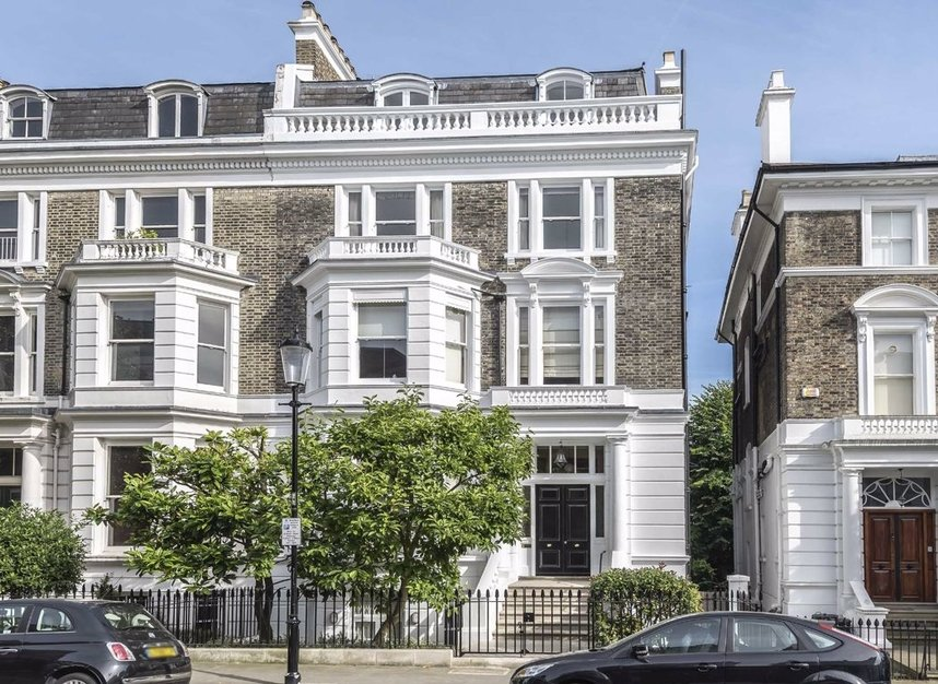 Flat To Rent In Upper Phillimore Gardens London W8 Dexters