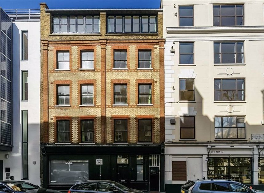 Properties to let in Whitfield Street - W1T 2RB view7